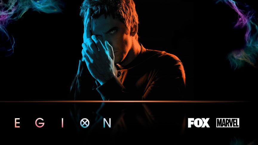 Den andra säsongen av Legion har premiär på FOX under 2018.