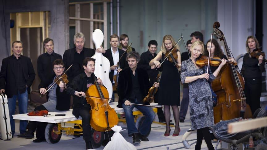Musica Vitae presenterar höstens program live på storgatan i Växjö!