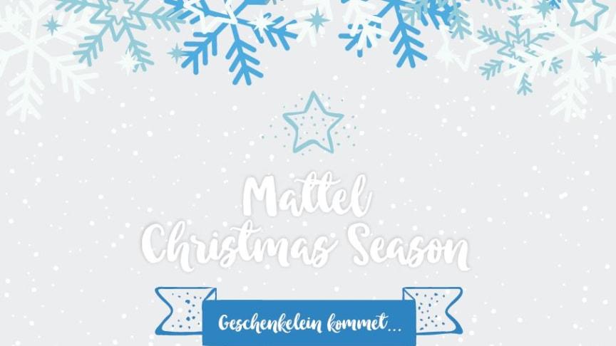Mattel Weihnachtsnewsletter