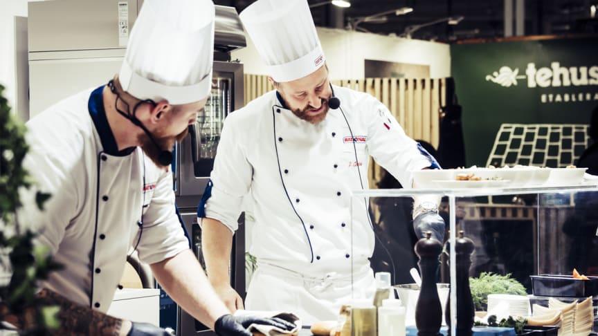 Rational ställer ut på Fastfood & Café och Restaurangexpo