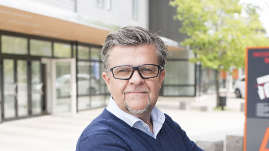 Staffan Littmarck, VD Scandinavian XPO