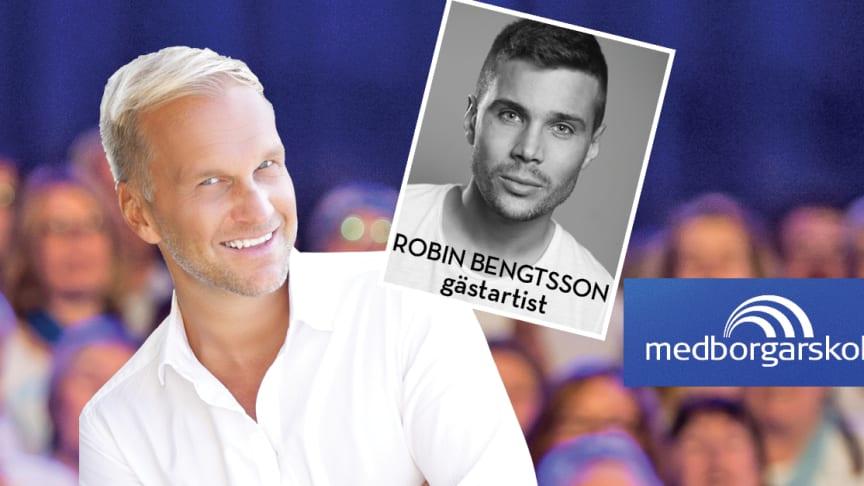 Robin Bengtsson gästar Malmö och Skånes största kör