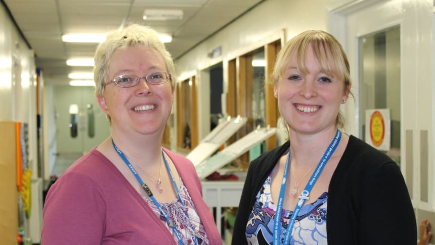 A Day in the Life of… the Ward 15 Primary Teaching Team