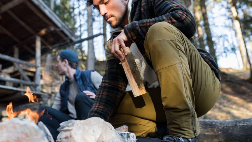 Die abriebfeste Naturno Slim ist der ideale Begleiter für spannende Outdoor-Erlebnisse und Mehrtagestouren.