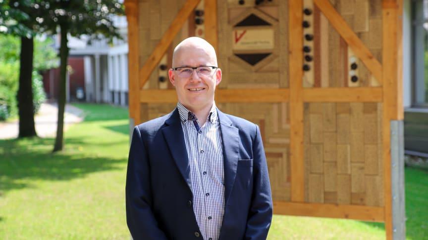 Prof. Dr. Marco Rieckmann wurde nun auf Lebenszeit ernannt.