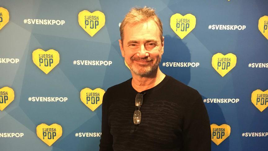 Christer Björkman hörs på Svensk Pop hela februari.