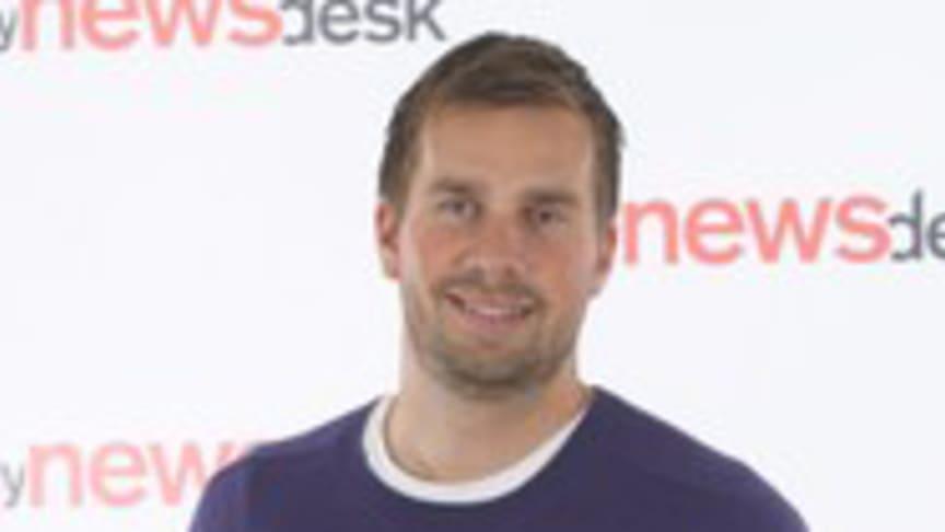 Mynewsdesks Pär Lagerström talar på IHM Business School