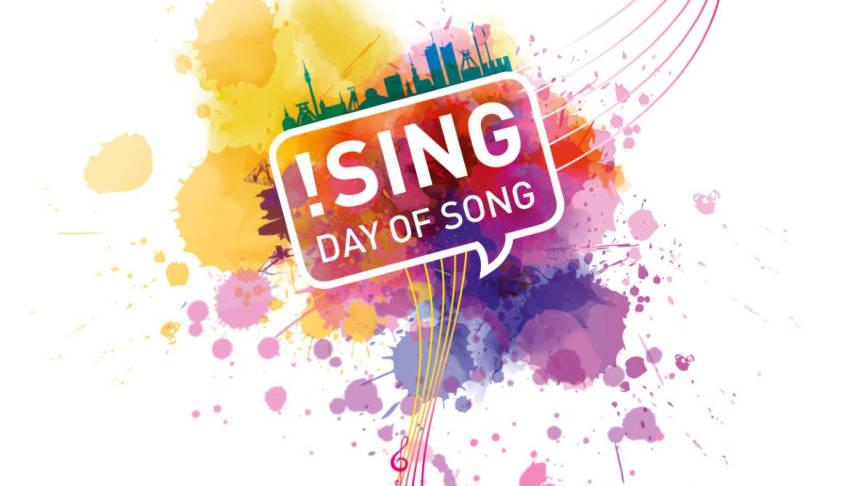 Muss leider abgesagt werden - !SING - DAY OF SONG