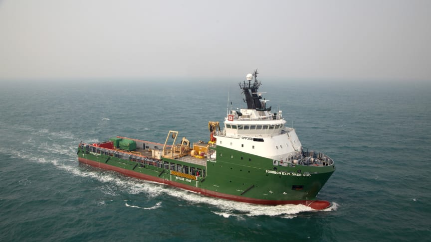 New system being rolled out to BOURBON sister ships in the coming months following successful trials