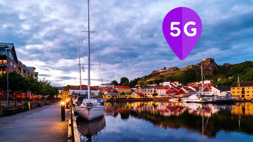 Telia Norge sin nasjonale 5G-utbygging fortsetter med full styrke. – Nå står over 50 nye byer og kommuner i Innlandet og Viken for tur, sier administrerende direktør i Telia Norge, Stein-Erik Vellan