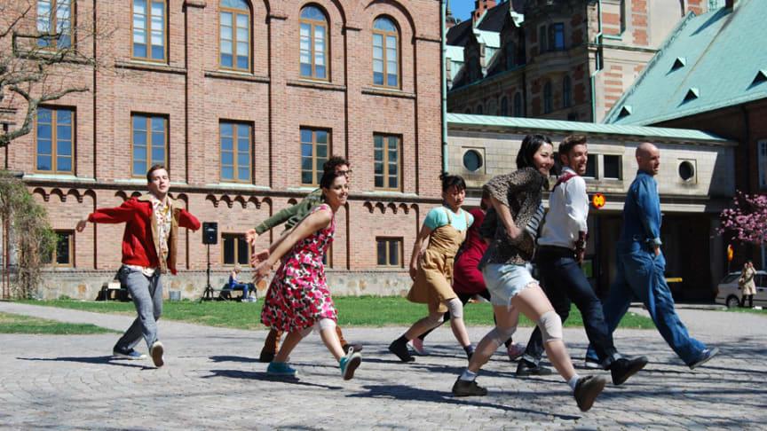 Dans under bar himmel med Skånes Dansteater x 2