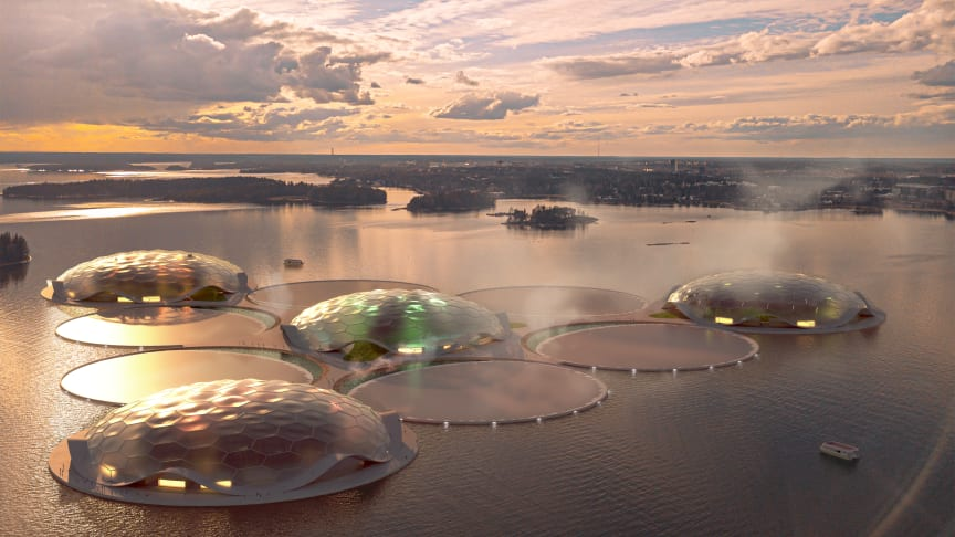 Hot Heart -konseptia voidaan toistaa myös muissa rannikkokaupungeissa, joilla on samanlaiset ilmasto-olosuhteet.