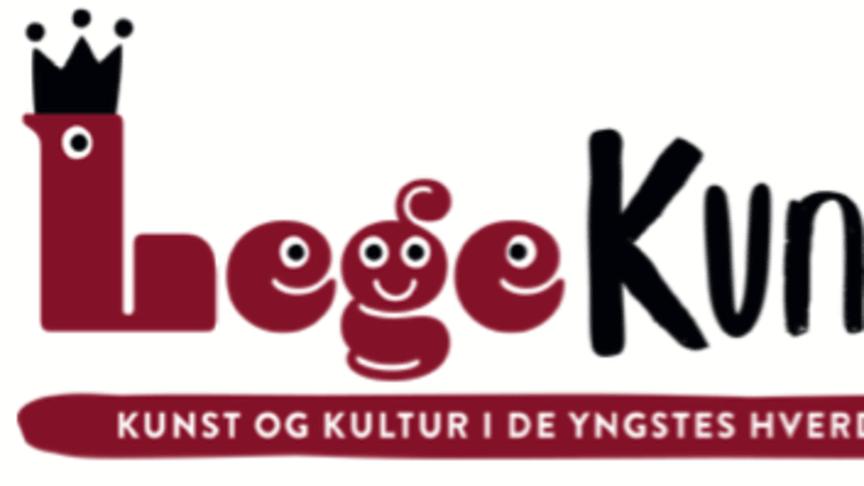 Kulturprinsen præsenterer nationale LegeKunst Dage 2019:  Danmarks kreative kompetencer skal styrkes, mens vi er små
