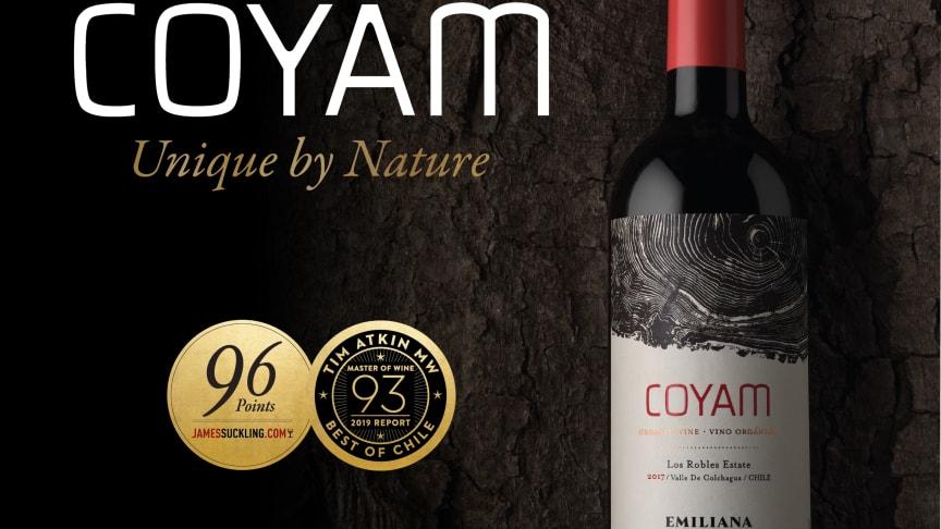Toppbetyg till Coyam 2017