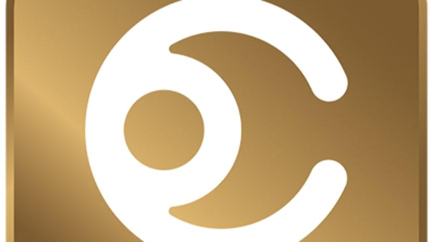 CoSafe Logo Metalic white 400x400