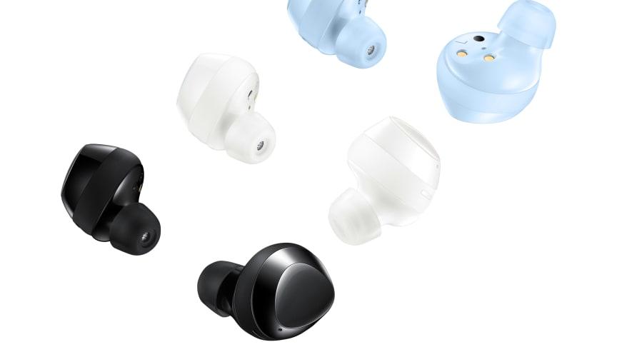 Säljstart för Samsung Galaxy Buds+ – Längre batteritid och ännu bättre ljud- och samtalskvalitet