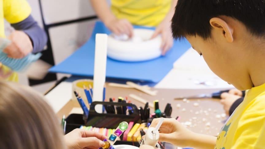 Heurekassa lapset toimivat tulevaisuuden kodin muotoilijoina päivän innovaatioleirillä