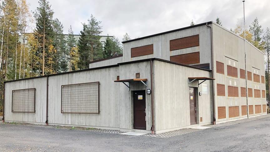 Under sommaren 2019 överlämnade Omexom transformatorstationen Universitetet till Umeå Energi.