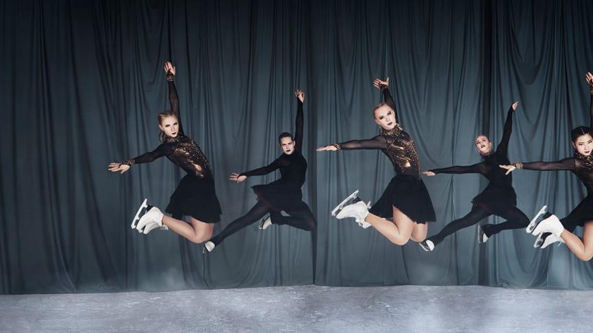 Sveriges landslag Team Surprise. Foto: Beata Holmgren/ Studio Emma Svensson