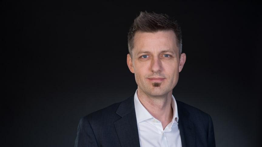 Powels nye administrerende direktør Trond Straume