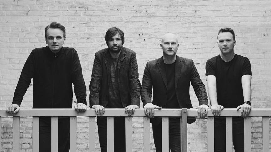 The Pineapple Thief till Göteborg och Stockholm i november + ny musik inom kort!