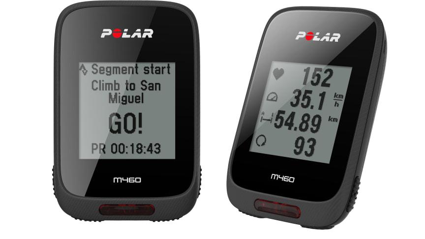 Polar M460 -GPS-pyöräilytietokone