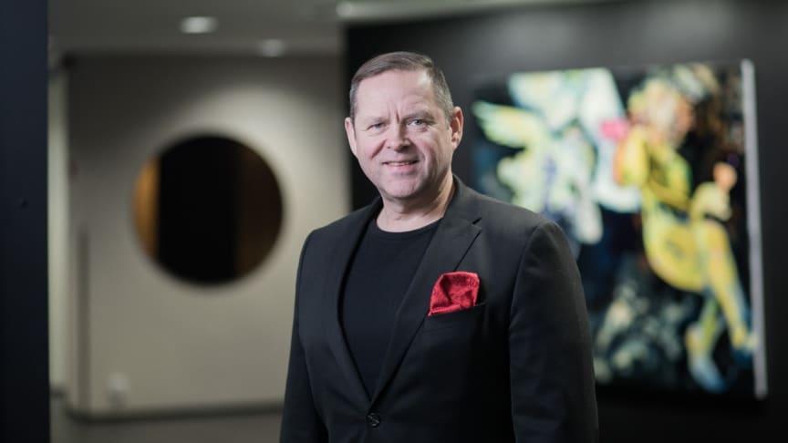 Tommi Laitinen on nimitetty Visma Software Oy:n toimitusjohtajaksi