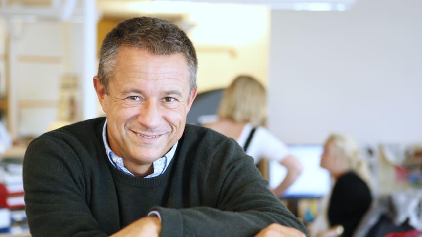 – Fyra av fem jobb skapas i små och medelstora företag, säger Boo Gunnarson, företagarexpert på Visma Spcs.