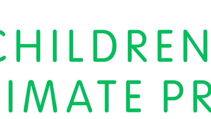 Children's Climate Prize logo