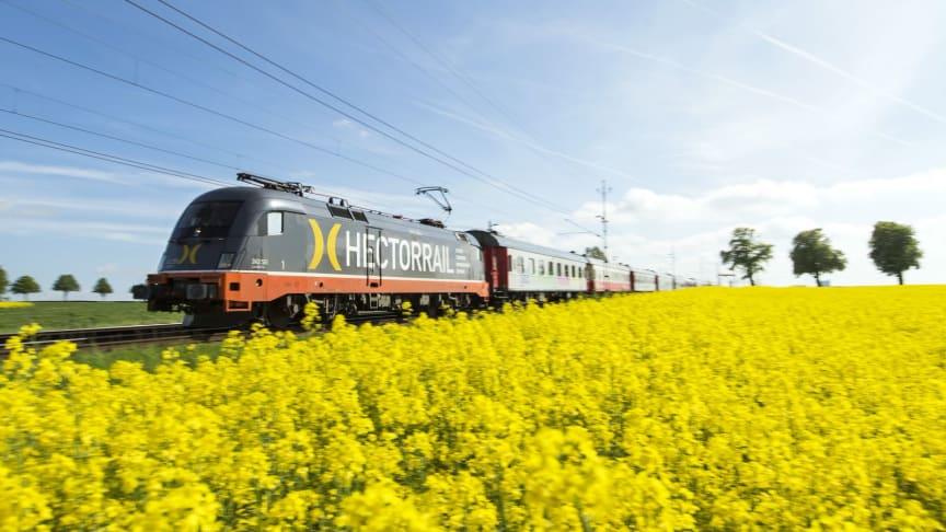 Ancala köper Hector Rail Group
