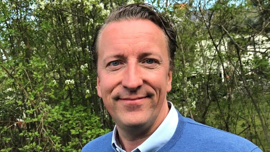 Jim Hofverberg ny Head of Corporate Communications för Visit Sweden from 1 augusti 2020