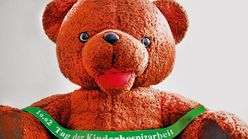 Bundesweiter Tag der Kinderhospizarbeit: Bärenherz veranstaltet Benefiz-Flohmarkt im Kinderhospiz