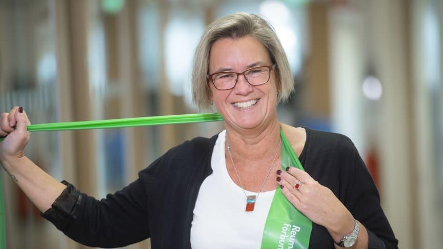 Reumatikerförbundet är den fjärde mest ansedda organisationen i Kantar Sifos anseendeindex för 2019.