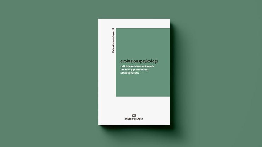 Ny og spennende bok om evolusjonspsykologi!