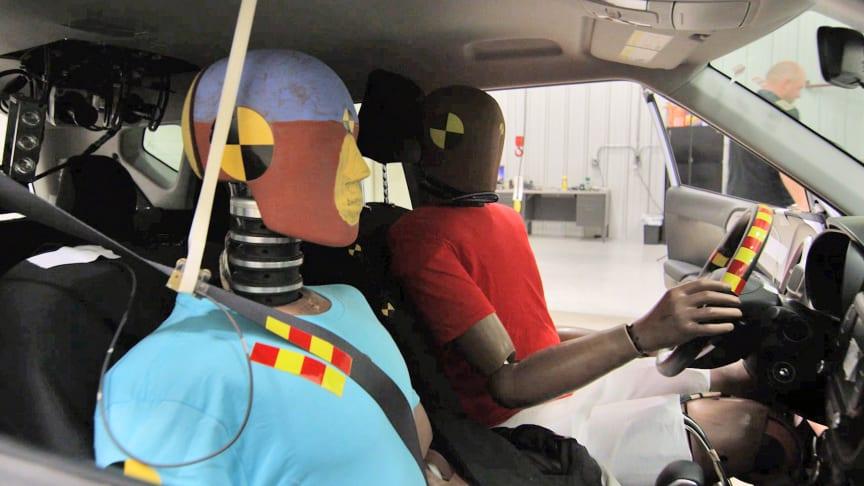 Verdens første multikollisions-airbagsystem implementeres i kommende KIA modeller