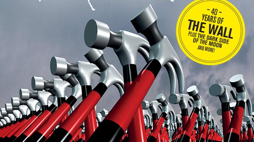 Brit Floyd, verdens bedste Pink Floyd hyldest-show, kommer til DR Koncerthuset, Koncertsalen 9. oktober.