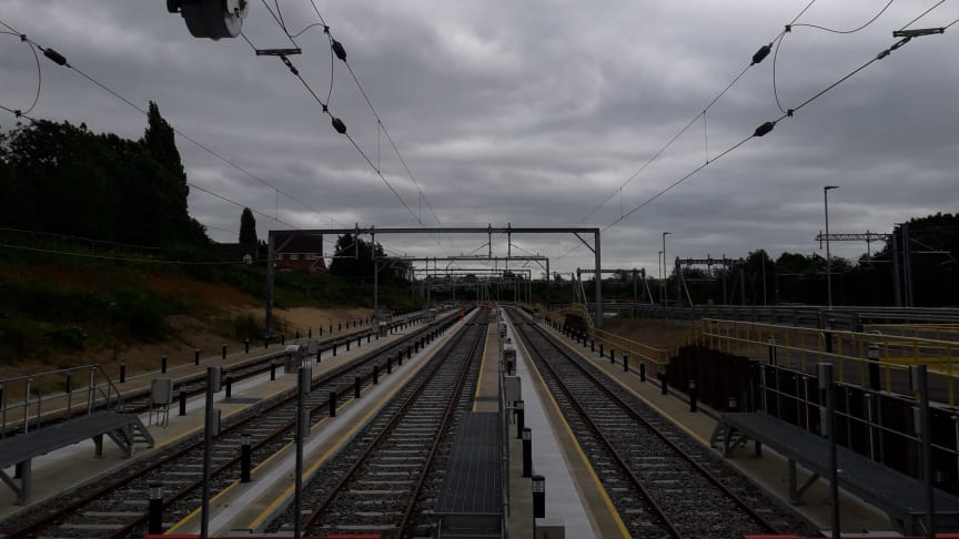Engineering work will affect train servies between Bedford and London over the next two weekends