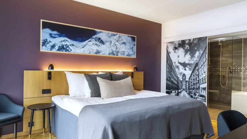 Chlumska Suite - Bedroom