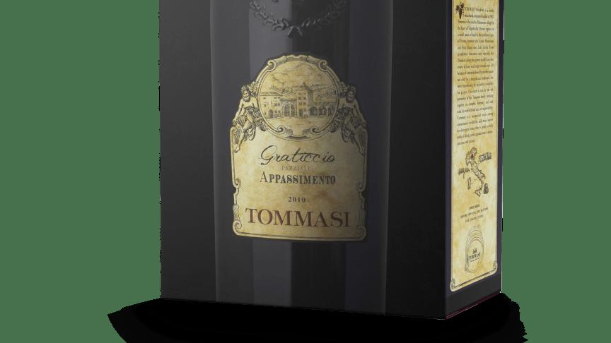 Tommasi Graticcio Appassimento - kommer nu på BOX!