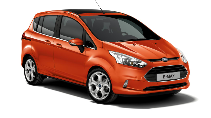 FORD B-MAX - Best in Class_2