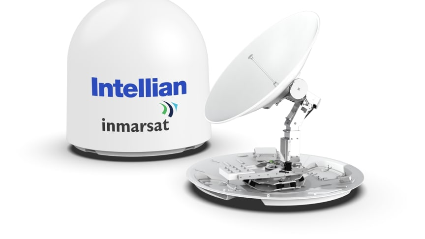 The Intellian GX150NX
