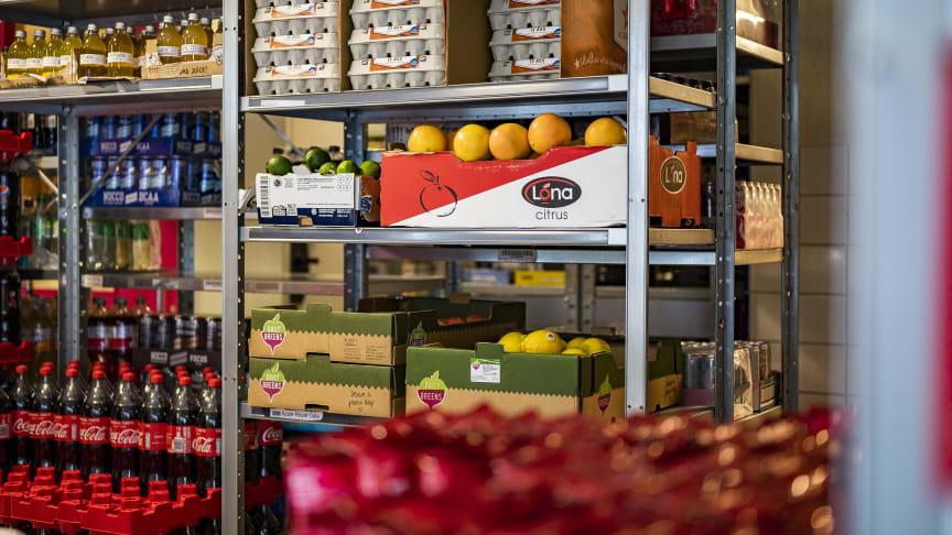 foodora market expanderar i Norden