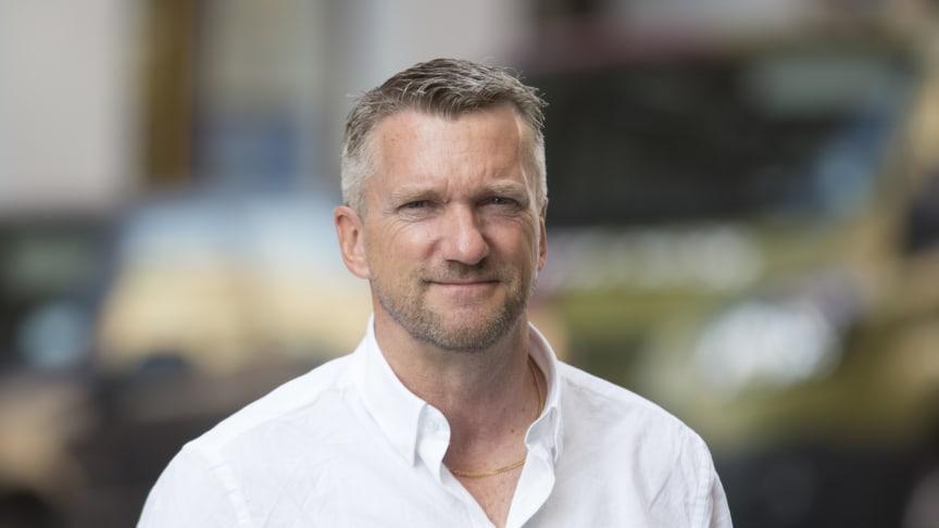 Joachim Due-Boje, ansvarig servicemarknad på bilbranschorganisationen MRF.
