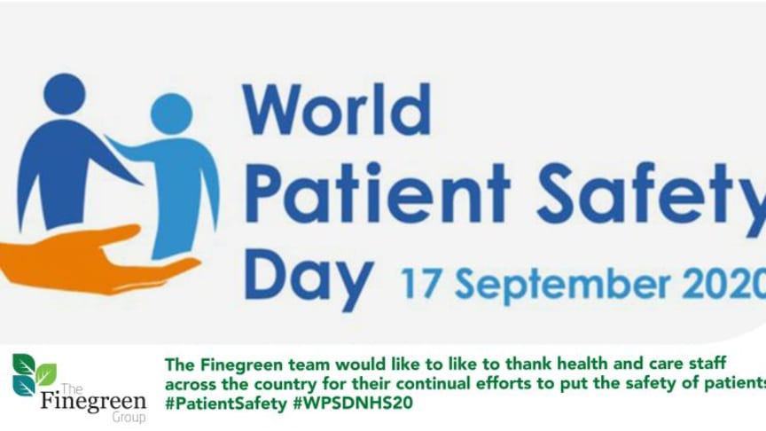 Celebrating World Patient Safety Day