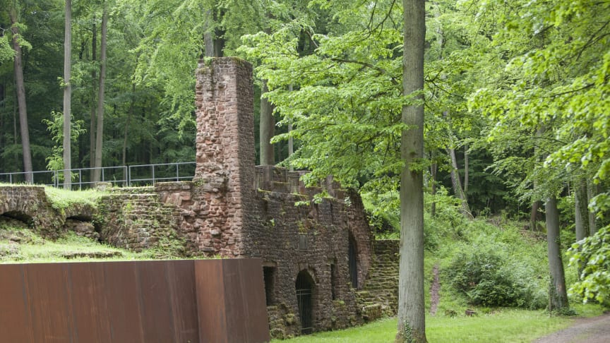 Beim Karlsberg Tweetwalk den Karlsberg erkunden. Foto: Saarpfalz Touristik