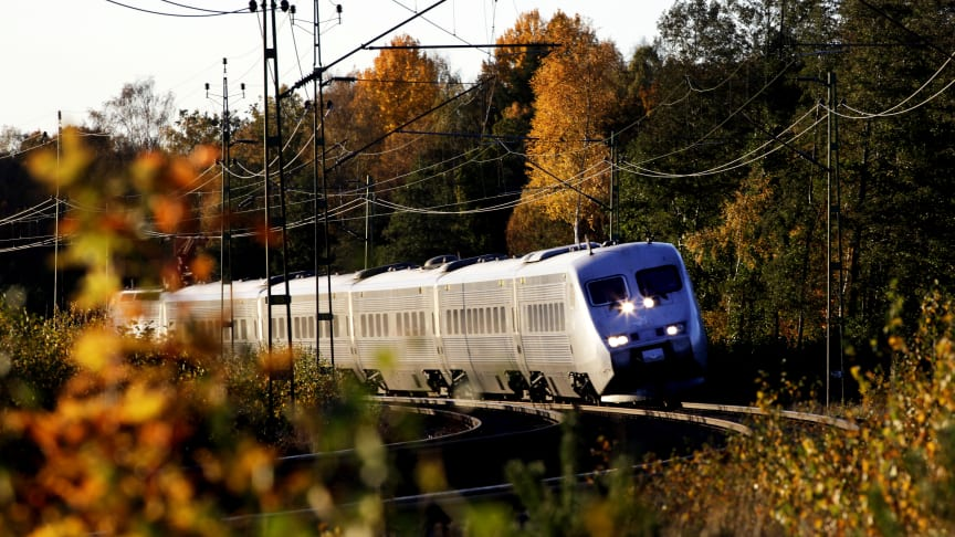 SJ storsatsar på Stockholm-Göteborg