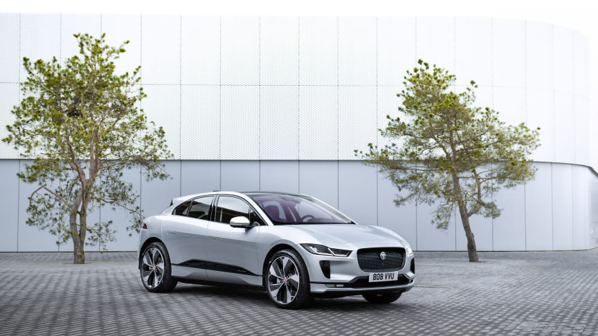Jaguar I-PACE nu i limited edition