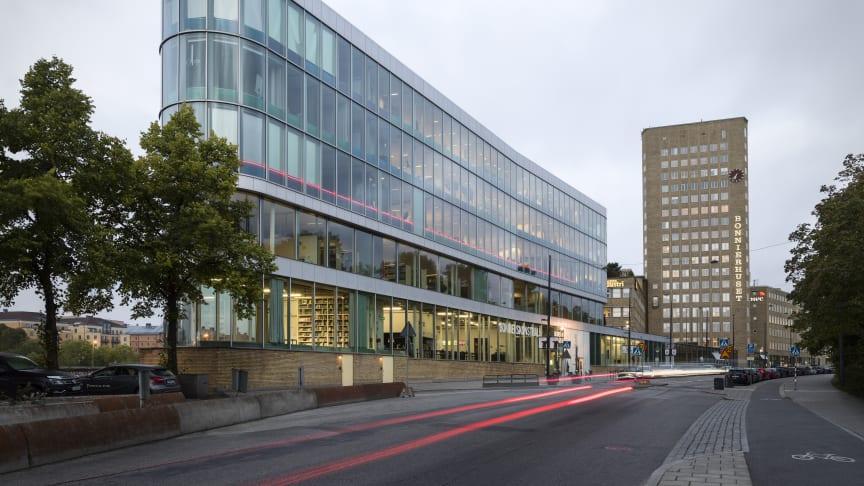 Bonnierhuset, Torsgatan 21.