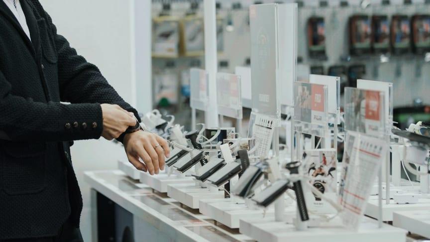Måtte stenge butikker: Som følge av restriksjonene som kom i helgen så Elkjøp seg nødt til å stenge 27 butikker. Foto: Elkjøp Norge