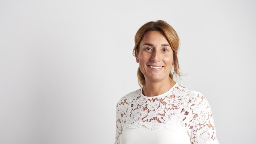 Sofie Struwe, ny sjef for salg og service i NetOnNet (Foto: Thommy Gyllenbielke)
